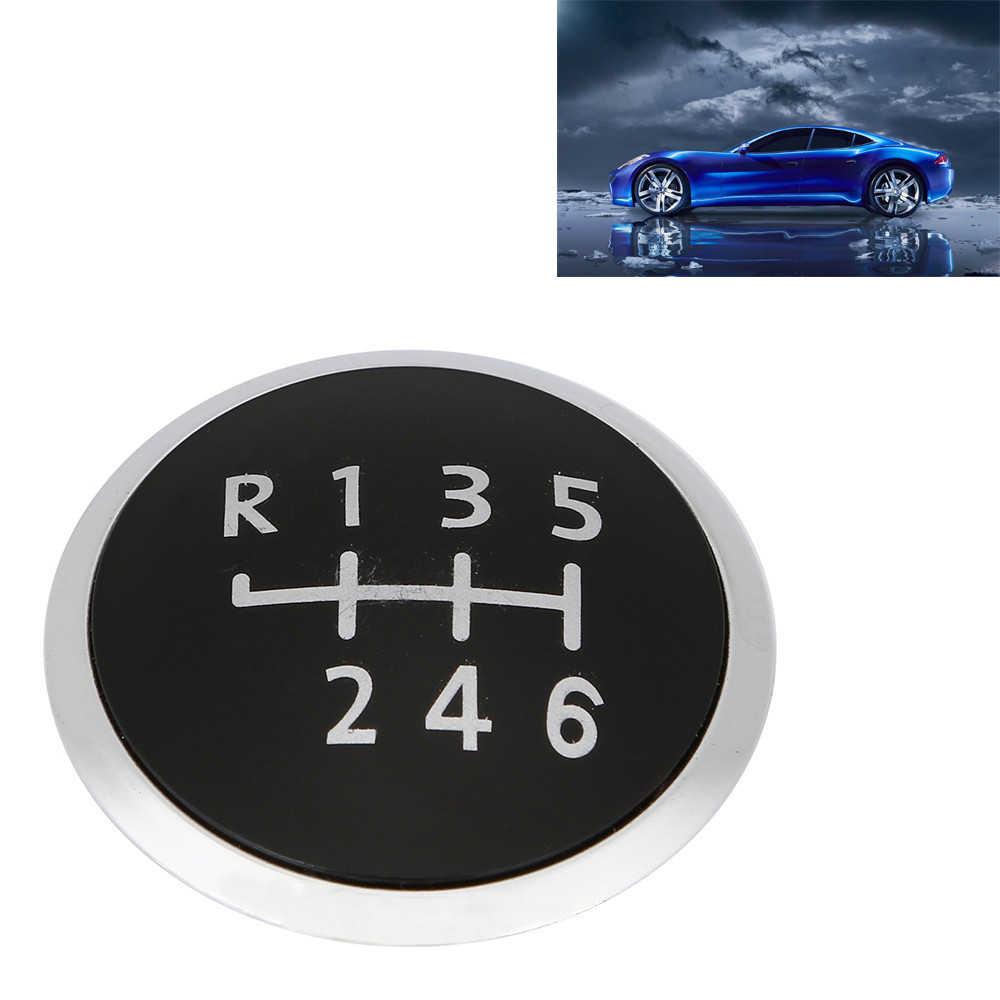 15*10 سنتيمتر سيارة التحول-5 سرعة والعتاد التحول المقبض ، مقبض ناقل حركة السيارة لسيتروين C1 C3 C4 اكسسوارات السيارات الداخلية