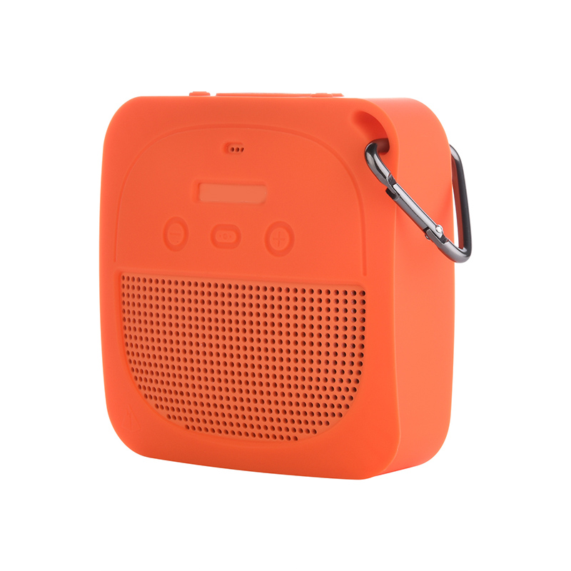 Portable Protective Bluetooth Speaker Cover Case For Bose SoundLink Micro Shockproof Soft Silicone Gel Cover Container