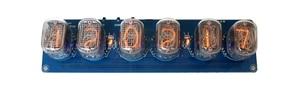 Image 5 - zirrfa 5V Electronic DIY kit in8 in8 2 in12 in14 in16 in17 Nixie Tube digital LED clock gift circuit board kit PCBA, No tubes