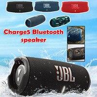 JBLCharge 5 taşınabilir açık su geçirmez hoparlör Bluetooth kablosuz hoparlör derin bas ses müzik kutusu Subwoofer hoparlörler yeni