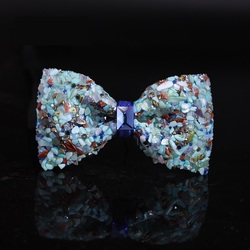 2020 hohe Qualität Männer Edle Diamant Designer Marke Schmetterling Bowties Shiny Romantische Hochzeit Bräutigam Fliege für Männer Geschenk box