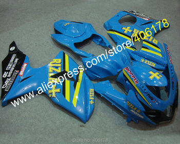 GSX-R1000 K9 Fairing For GSXR1000 2009 2010 2011 2013 2014 2015 2016 Sportbike Fairings Kit (Injection molding)