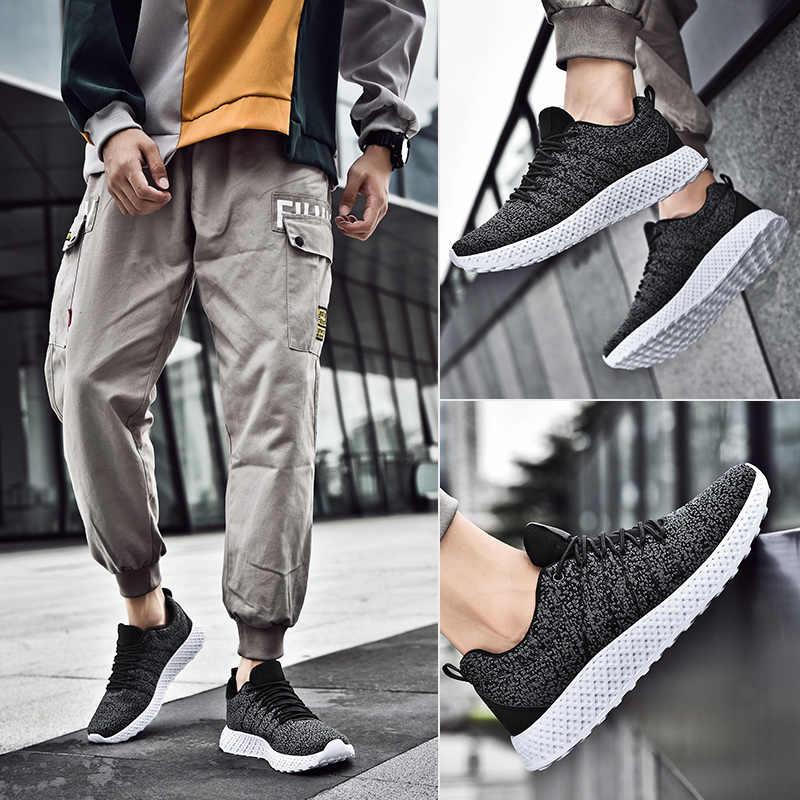 Bravover yeni varış koşu ayakkabıları adam nefes rahat severler ayakkabı koşu spor eğitimi açık spor ayakkabılar