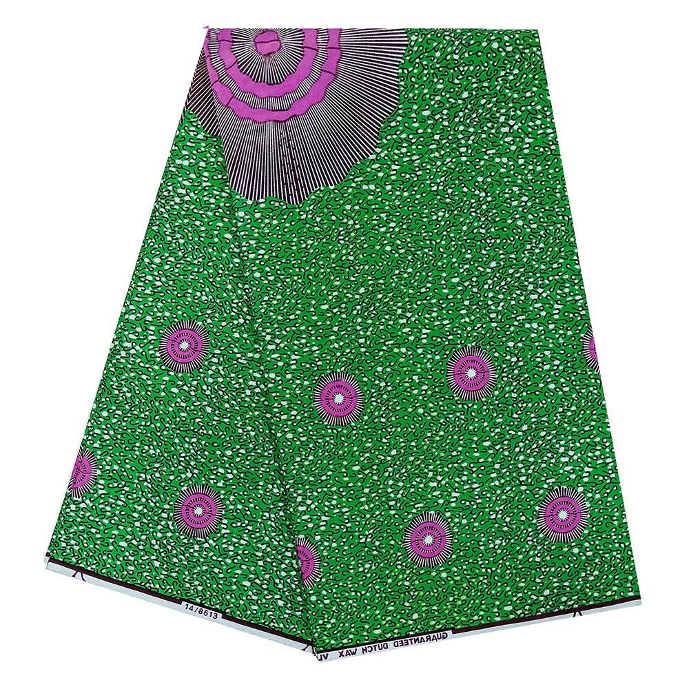 Nigeria Ankara African Wax Prints Fabric  Dutch Real Wax Dutch Wax Dutch Wax Fabric Dutch Wax 100% Polyester Wax Fabric