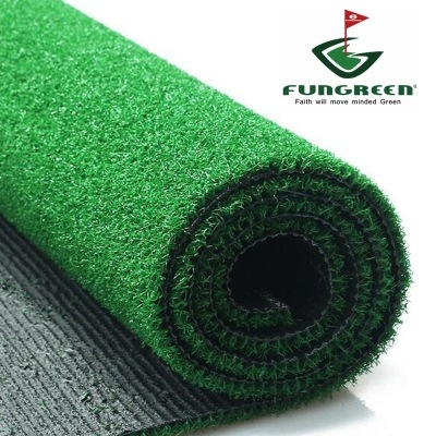 Factory Direct Supply Golf Grass Greens Simulation Turf High Density Knitted Turf Green Golf Only Lawn