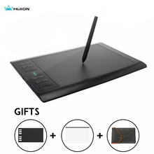Huion New 1060 Plus Graphics Tablet 8192 Levels Professional 8GB USB Digital Drawing Tablets Animation with Gifts