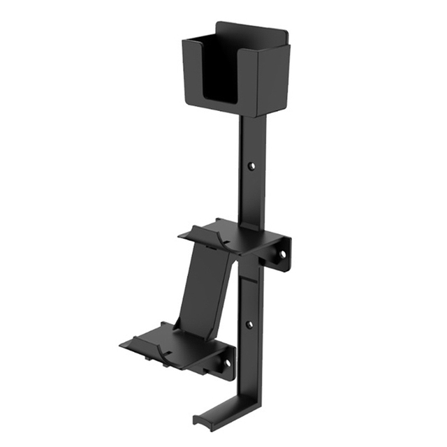 Wall Mount Storage Shelf Stand for PS5 for PS4 for Xbox Game Controller Universal Gamepad Headset Storage Rack Organizer