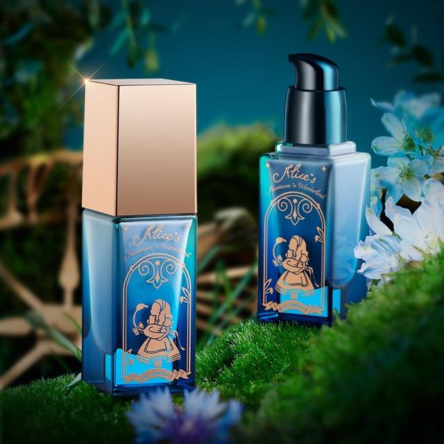 ZEESEA x British Museum Alice in Wonderland Face Makeup Base Foundation Cream 2