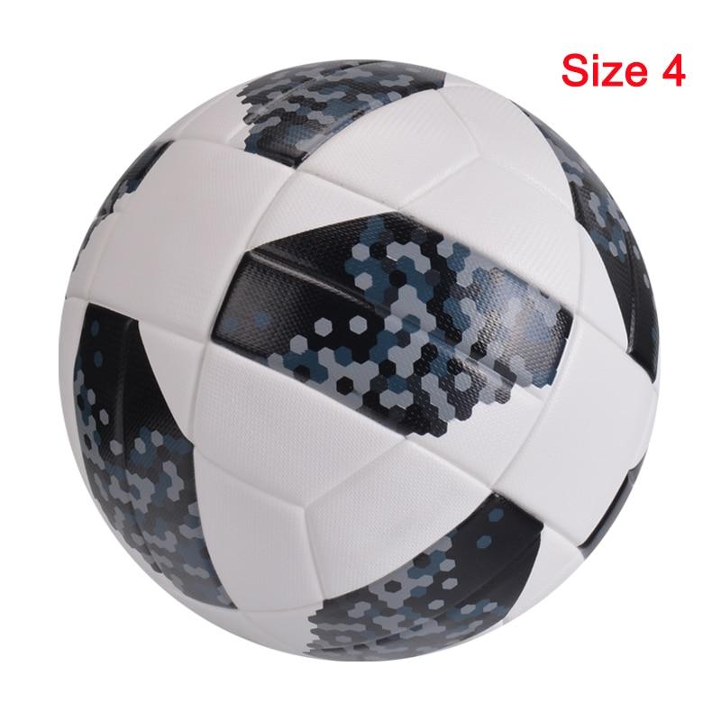 Professional Size5/4 Soccer Ball Premier High Quality Goal Team Match Ball Football Training Seamless League futbol voetbal 31