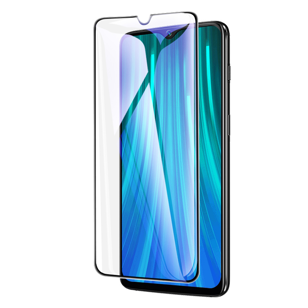 For Xiaomi Redmi Note 8 Pro Tempered Glass Full Cover Screen Protector For Redmi Note 8 Safety Glass Film HD Screen Protection