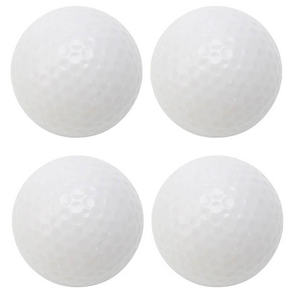 Luminous Night Golf Balls LED Light Up Golf Balls Glow In The Dark Bright Long Lasting Reusable Night Golf Ball