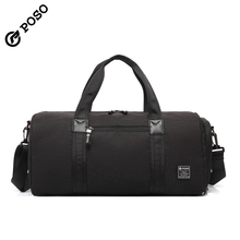 Large Travel Bag Men Waterproof Travel Duffle Bag For Trip Packing Cubes Foldable Hand Luggage Bags Organizer With Shoe Pouch travel portable waterproof shoe tote pouch foldable shoe bag multifunctional travel bag for tableware food sundry underwear 163