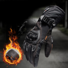 SUOMY moto rcycle перчатки водонепроницаемый ветрозащитный зимний теплый Guantes moto Luvas сенсорный экран moto siklet Eldiveni защитный