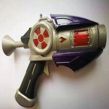 1 個 Slugterra 再生ショット銃のおもちゃ Slugterra アクションフィギュアプレゼントとして、男の子のおもちゃのピストル銃のギフト