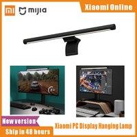 Xiaomi Mijia Lite lampada da scrivania pieghevole per studenti protezione degli occhi USB tipo-c per Computer PC Monitor schermo bar lampada a sospensione LED