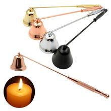 Candlesticker-Accessories Candle-Snuffer Long-Handle Vintage Extinguisher Banquet Smokeless