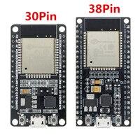 Placa de desarrollo ESP32, WiFi + Bluetooth, consumo de energía ultrabajo, doble núcleo, ESP-32, ESP-32S, ESP 32, Similar, ESP8266, 1 Uds.