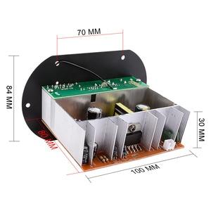 Image 3 - AIYIMA 100W Bluetooth Audio Amplifier Board Car Subwoofer Amplifier Home Theater Sound System 12V 24V 220V For 5 10Inch Speaker