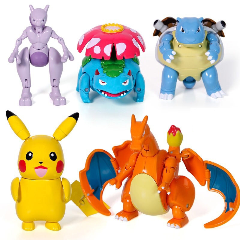 Deformable Pokemon Toy 1