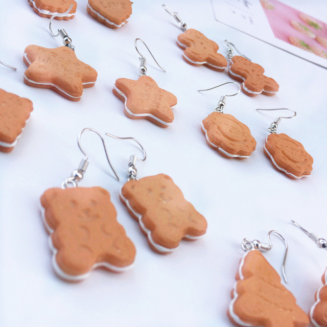 Cookies Earrings 1