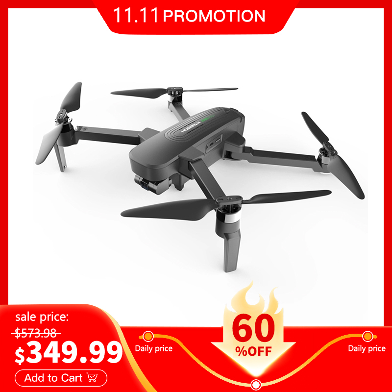 Hipac Hubsan Zino Pro Plus Drone GPS with 4K Camera Full HD 43Mins 3 axis Gimbal Brushless Profissional Dron 4k GPS Quadrocopter| | - AliExpress