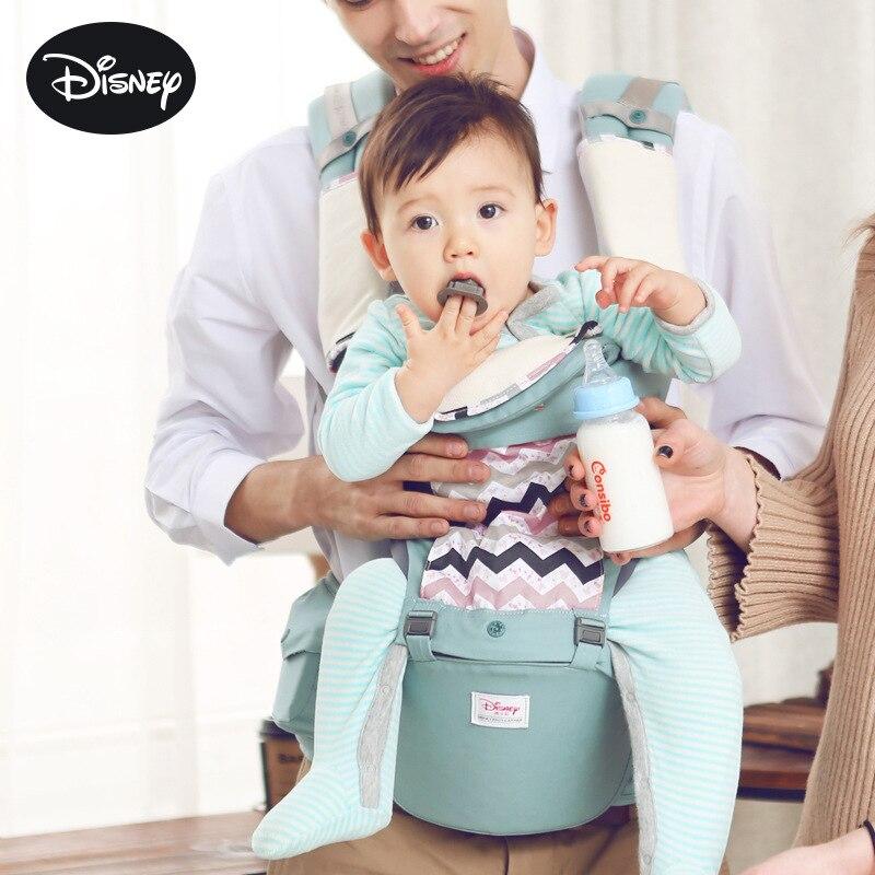 Disney Draagzak 0-30 Maanden Ademende Voorkant Baby Comfortabele Sling Backpack Verpleging Dekking voor Baby Care 3