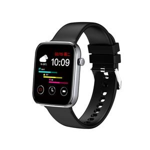 Image 5 - 男性と女性のためのスマートウォッチ,血圧と心拍数を制御するスマートスポーツウォッチ,Android,iOS,2021