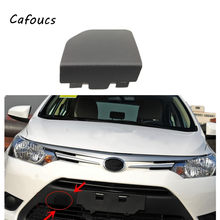 Крышка переднего бампера с буксирным крюком, крышка буксирного крюка, крышка прицепа для Toyota VIOS 2014 2015 2016