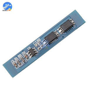 Image 2 - 2S 2 hücre 3A Li ion Lityum Pil 7.4 8.4V 18650 Şarj koruma levhası için BMS PCM Li ion Lipo pil hücresi paketi