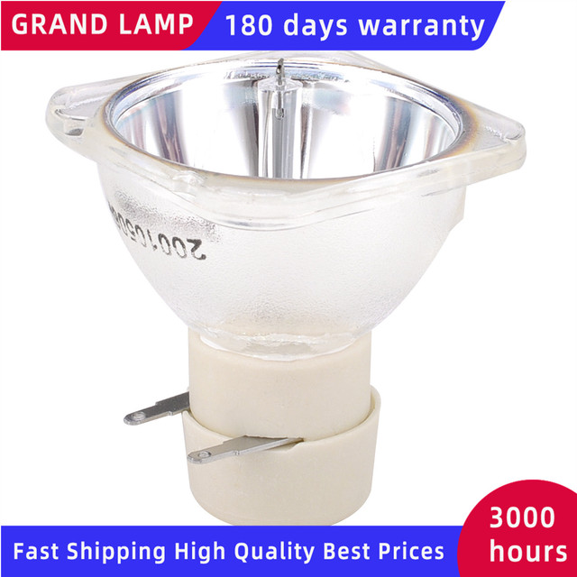 Compatible bare bulb 5J.JA105.001 Lamp for BenQ MS511H MS521 MW523 MX522 / TW523 Projectors with 180 days warranty