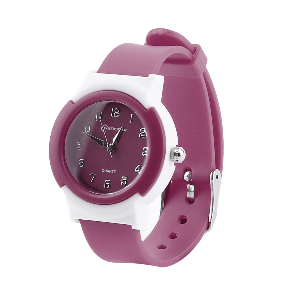 Fashion Waterproof Jelly Watch Watches Women LED Digital Electronic Quartz Wristwatch Watch 8 Colors Best Gift