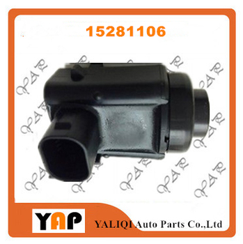 PDC SENSOR/PARK DISTANCE CONTROL SENSOR (4) FOR FITCADILLAC  XLR STS 15281106 2004-2013