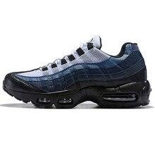 Zapatillas de correr Air 95 OG para hombre, color dorado, rojo, láser, color fucsia, gradiente, blanco, azul, clásico, negro, deportivas
