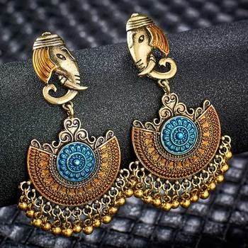 Fashion Metal Dangle Earrings Earrings Jewelry Women Jewelry Metal Color: S01130