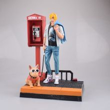Anime One Piece Sanji Fashion Ver PVC Action Figure Collectible Model doll toy 28cm цена 2017