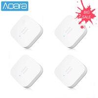 Aqara ZigBee Smart Motion Sensor Vibration Sensor Shock Sensor Smart Home Control Über Mijia/ HomeKit APP Remote Überwachung Alarm