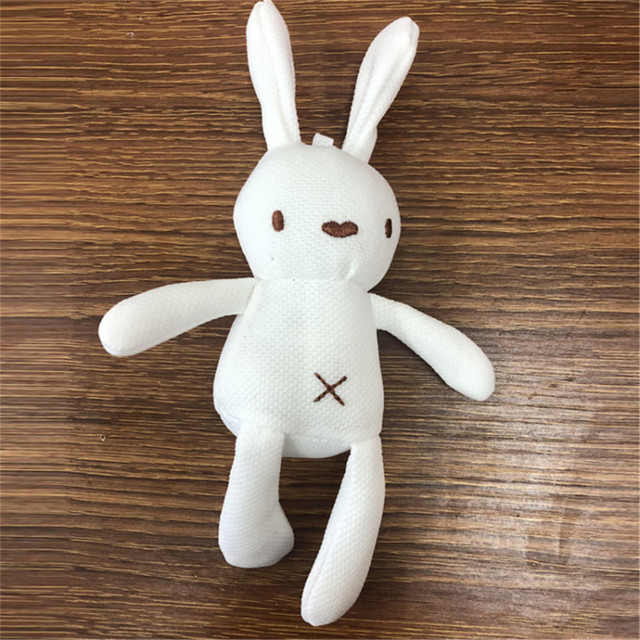 20cm Cute Plush Toy Rabbit Doll Cute Rabbit Baby Girl Gift Soft Kawaii Stuffed Plush Bunny Toy Christmas Gift Plush Baby Toy