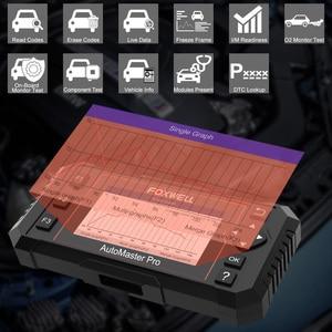 Image 2 - Устройство для считывания кодов FOXWELL NT614 Elite OBD2, устройство для считывания кодов