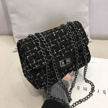 Small Bags Ladies Hand Bag Sling Woman Tide Single Shoulder  Luxury Handbags Women Messenger Crossbody For Designer