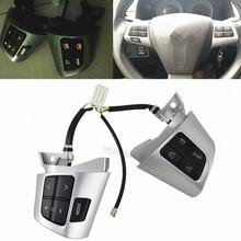 for Toyota Corolla / Wish / Rav4 / Altis OE Quality Steering Wheel Audio Control Button Cruise Control Switch
