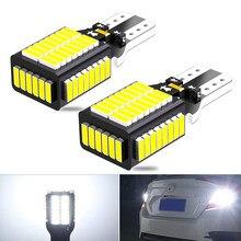 2x w16w t15 1800lm lâmpadas led canbus obc livre de erros led luz de backup para toyota C-HR corolla rav4 921 912 w16w carro reverso lâmpada