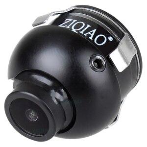 Image 4 - ZIQIAO Vorderseite Ansicht rück Kamera 360 ° Rotation HD Nachtsicht Wasserdichte Auto Rückansicht Parkplatz Kamera