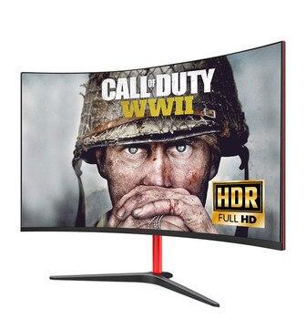 Monitor para videojuegos sin marco, resolución 2K, 144Hz, sincronización gratuita, 24 pulgadas, 1080P, 144Hz, 1ms