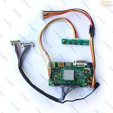 Kit de moniteur de carte contrôleur LCD kit dinverseur pour 2560X1440 LM270WQ3(SL)(A2) écran daffichage de moniteur SLA2 compatible HDMI + DVI + DP