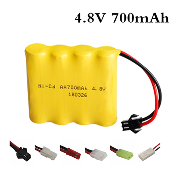Ni-Cd 4.8 V 700mAh Remote Control Toys Electric toy security facilities electric toy AA battery group For Lynrc Rock Crawler image