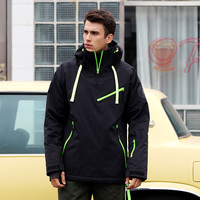 RUNNING RIVER Brand Men Snowboarding Hoodie 2019 High Quality Hooded outdoor Sports ski Snowboard Jacket 4 Colors 4 Sizes N9428H