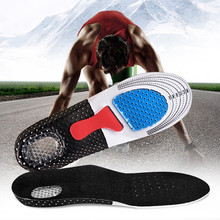 Shoe-Pad Insole Insert Foot-Tools Arch-Support-Gel Honeycomb-Massage Neutral Sports Soft-Silicone