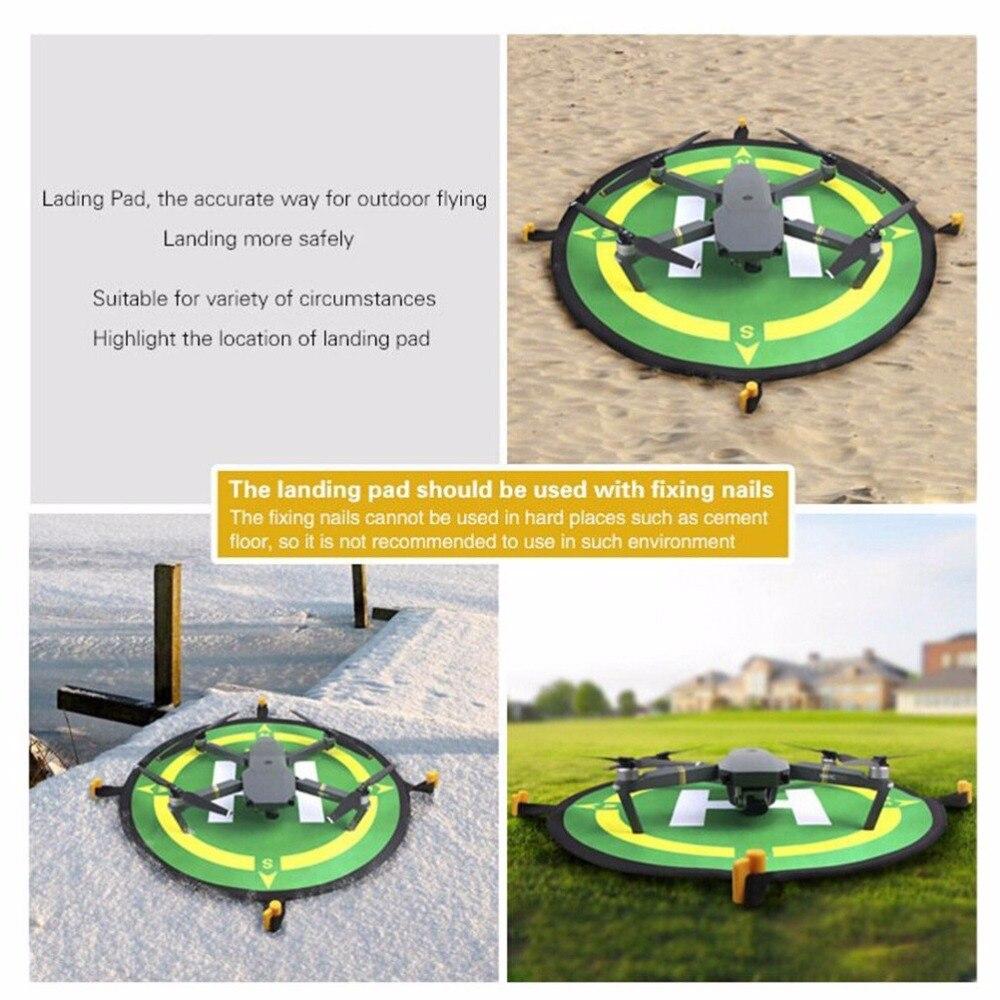 Sunnylife portátil fast-fold almofada de pouso drone