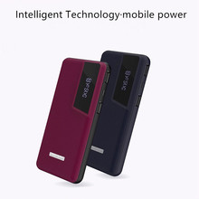 10000mAh Battery Charging Case 2 USB for all mobile phone Waterproof External Battery Pack Quick Charger Portable Source