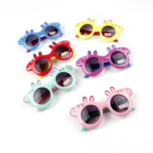 Get more info on the Peppa pig George friend Family Sunglasses Children's anti-UV Sunglasses Cartoon Sunglasses 3-8 Year Old Gift Toy Free shipping